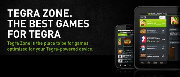 Nvidia annuncia il superamento dei 5 milioni di download per l'applicazione Tegra Zone