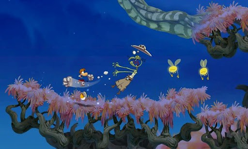 Rayman Jungle Run arriva ufficialmente sul Play Store