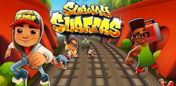 Subway Surfers: dopo il successo su iOS arriva anche su Android