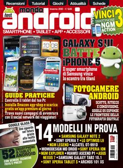 Mondo Android: in edicola da domani il quarto numero