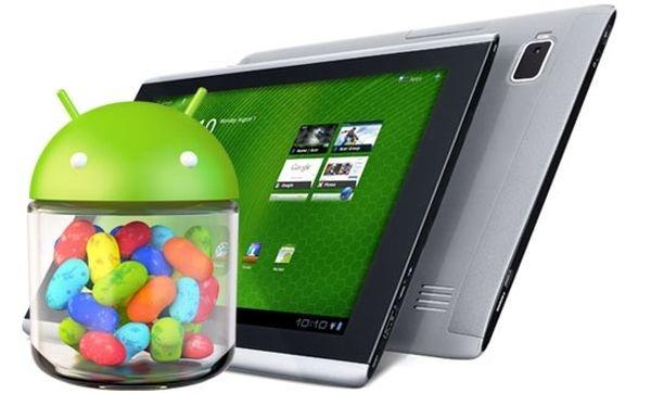 Acer Iconia Tab A100, A200 ed A500 non riceveranno Jelly Bean?