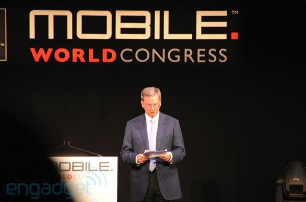 Eric Schmidt: entro la fine dell'anno ci saranno un miliardo di device Android sul mercato