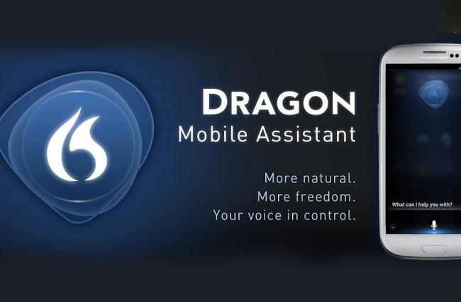 Nuance lancia sul mercato il nuovo Dragon Mobile Assistant per Android