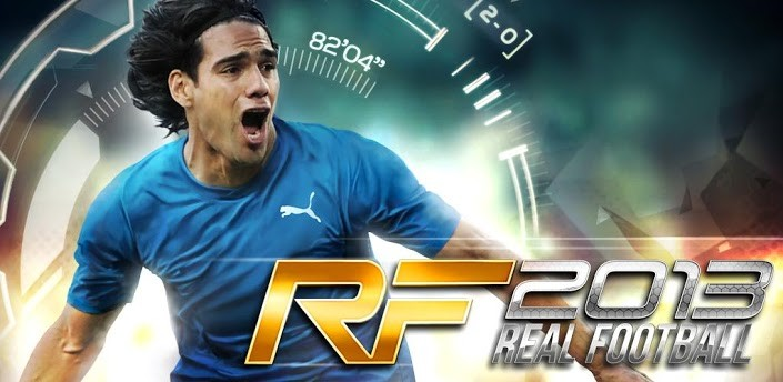 Real Football 2013 arriva su Android