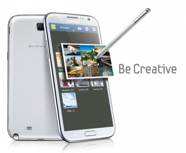 Samsung Galaxy Note II: inizia in Polonia il roll-out di Android 4.1.2