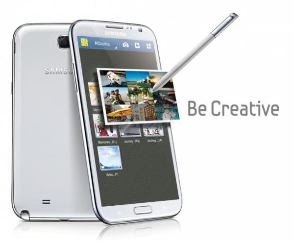 Samsung Galaxy Note II: Android 4.4.2 KitKat arriva ufficialmente per brand Vodafone