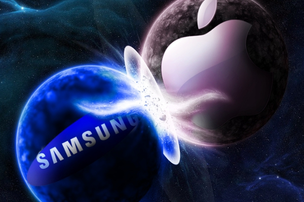 Samsung vs Apple: da $1.05 miliardi a $598 milioni?