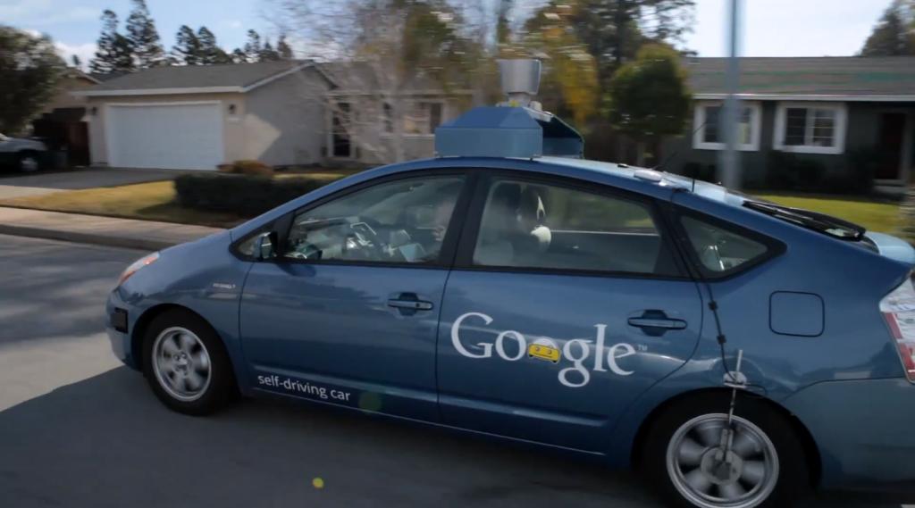 Self-Driving Car: grazie a Google anche i ciechi possono guidare