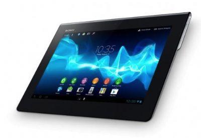 Sony Xperia Tablet S: un nuovo update corregge il problema dell'orologio