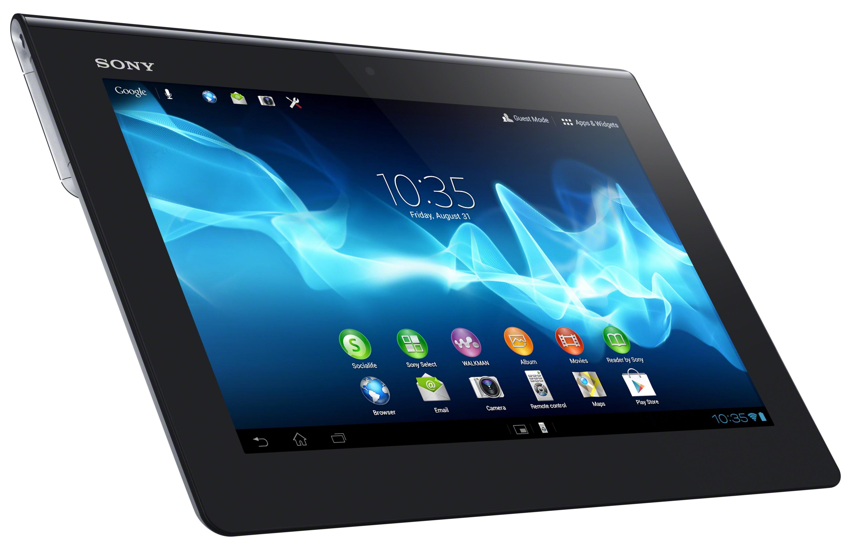 Xperia Tablet S: di nuovo in vendita da metà Novembre dopo i problemi legati all'impermeabilità
