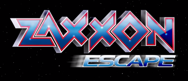 Sega: disponibile il teaser trailer di Zaxxon Escape