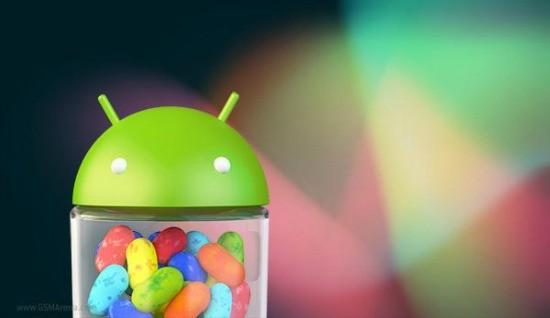 Android 4.1 per tutti i top-gamma Motorola solo negli Stati Uniti?
