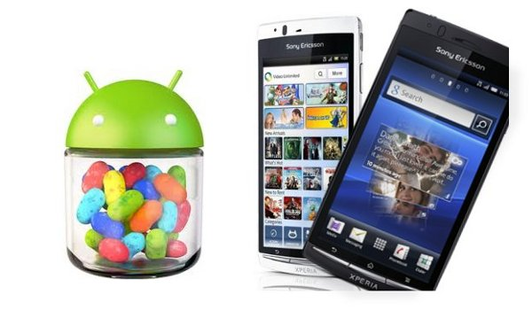 Android 4.2 in test su Sony Ericsson Xperia Arc S?
