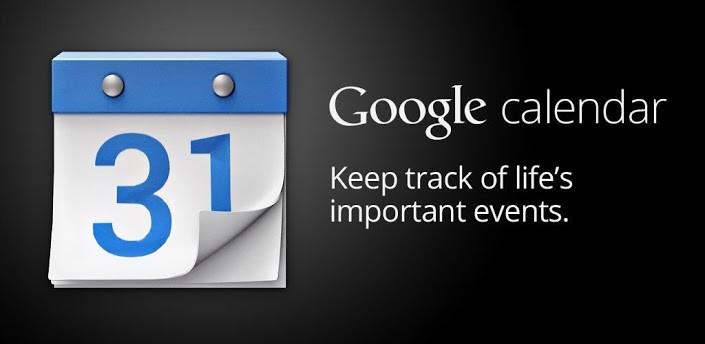 Google rilascia ufficialmente Google Calendar sul Play Store