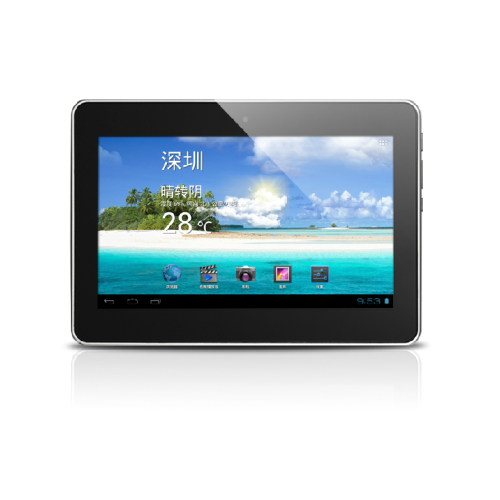 Cube U9GT4, il tablet Jelly Bean da 130 dollari