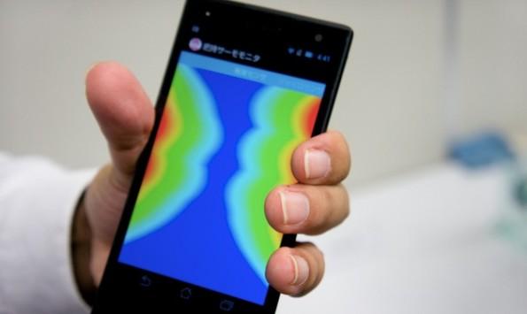NTT DoCoMo: nuova scocca touch per nuove interazione con UI