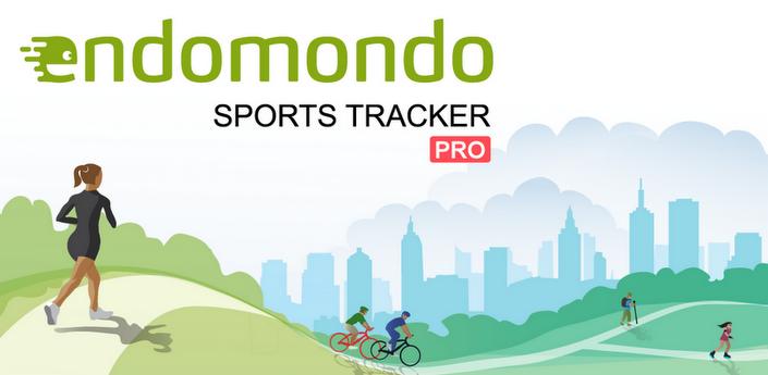 Endomondo Sports Tracker PRO si aggiorna alla versione 8.2.1