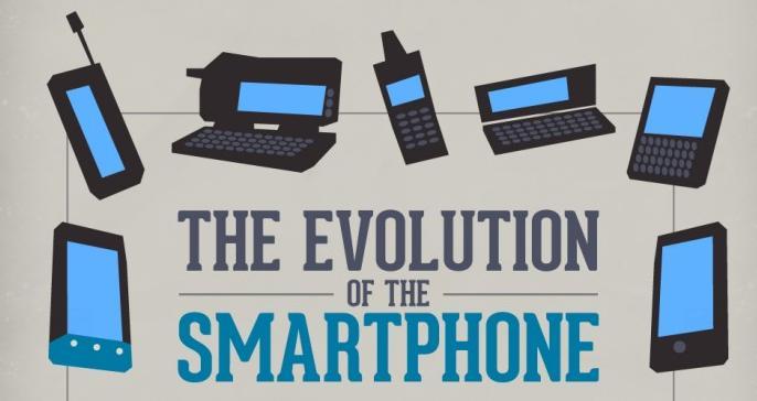 Infografica sull'evoluzione degli smar