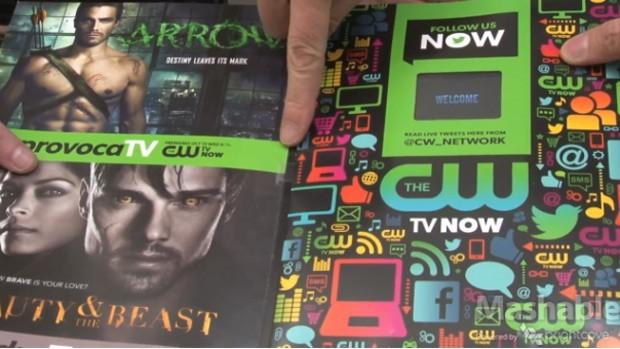 L'ultimo numero di Entertainment Weekly ha uno smartphone Android al suo interno!