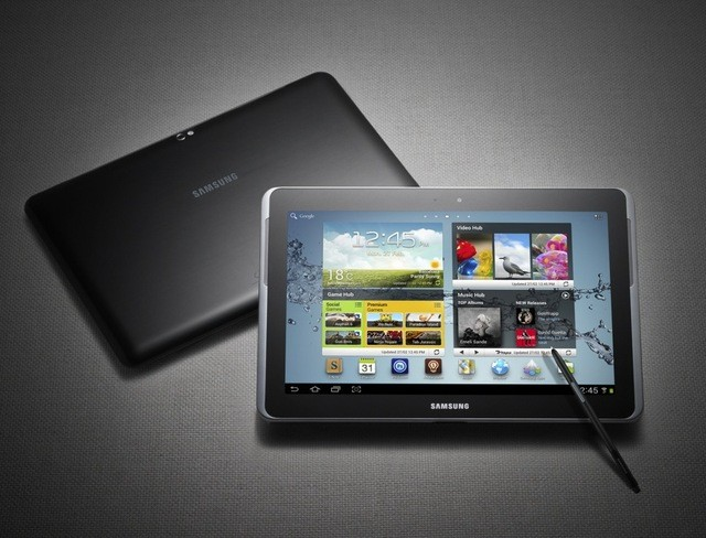 Samsung Galaxy Note 10.1 Wind: disponibile l'update ad Android 4.1.2