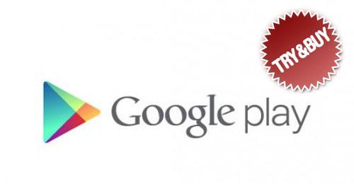 Google realizza un nuovo servizio di test per le applicazioni a pagamento