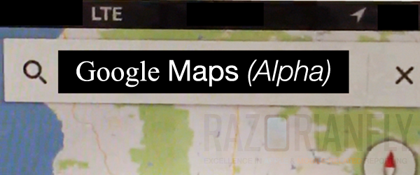 Google Maps: in via di sviluppo una versione Alpha per iOS 6