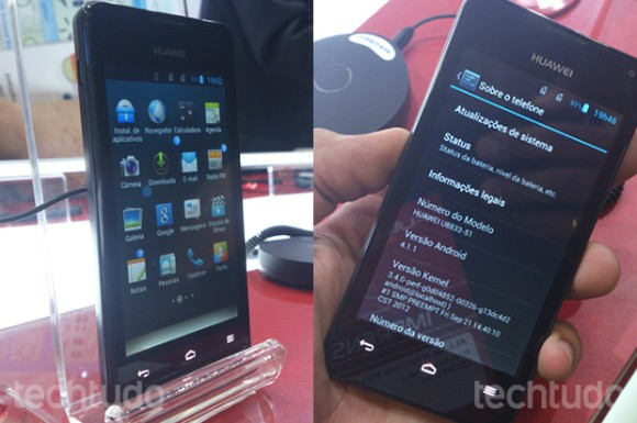 Huawei Y300, smartphone dual-core con Jelly Bean a 250$