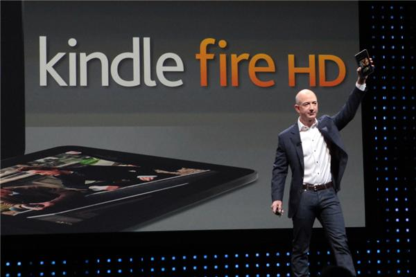 Amazon Kindle Fire HD a soli 99€