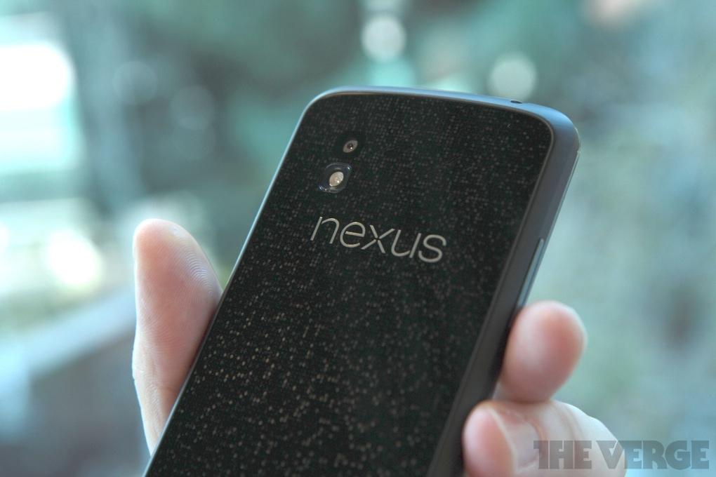 [GOOGLE EVENT] Google svela il Nexus 4: 16GB a 349$ da Novembre in Italia
