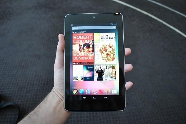 Nexus 7 da 32GB al prezzo di 199£ secondo un rivenditore UK