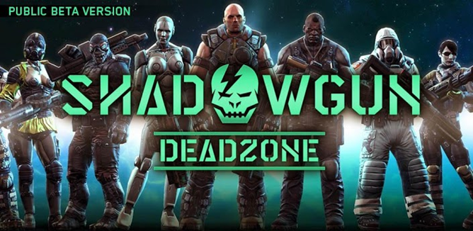 La beta di Shadowgun: DeadZone sbarca sul Play Store!