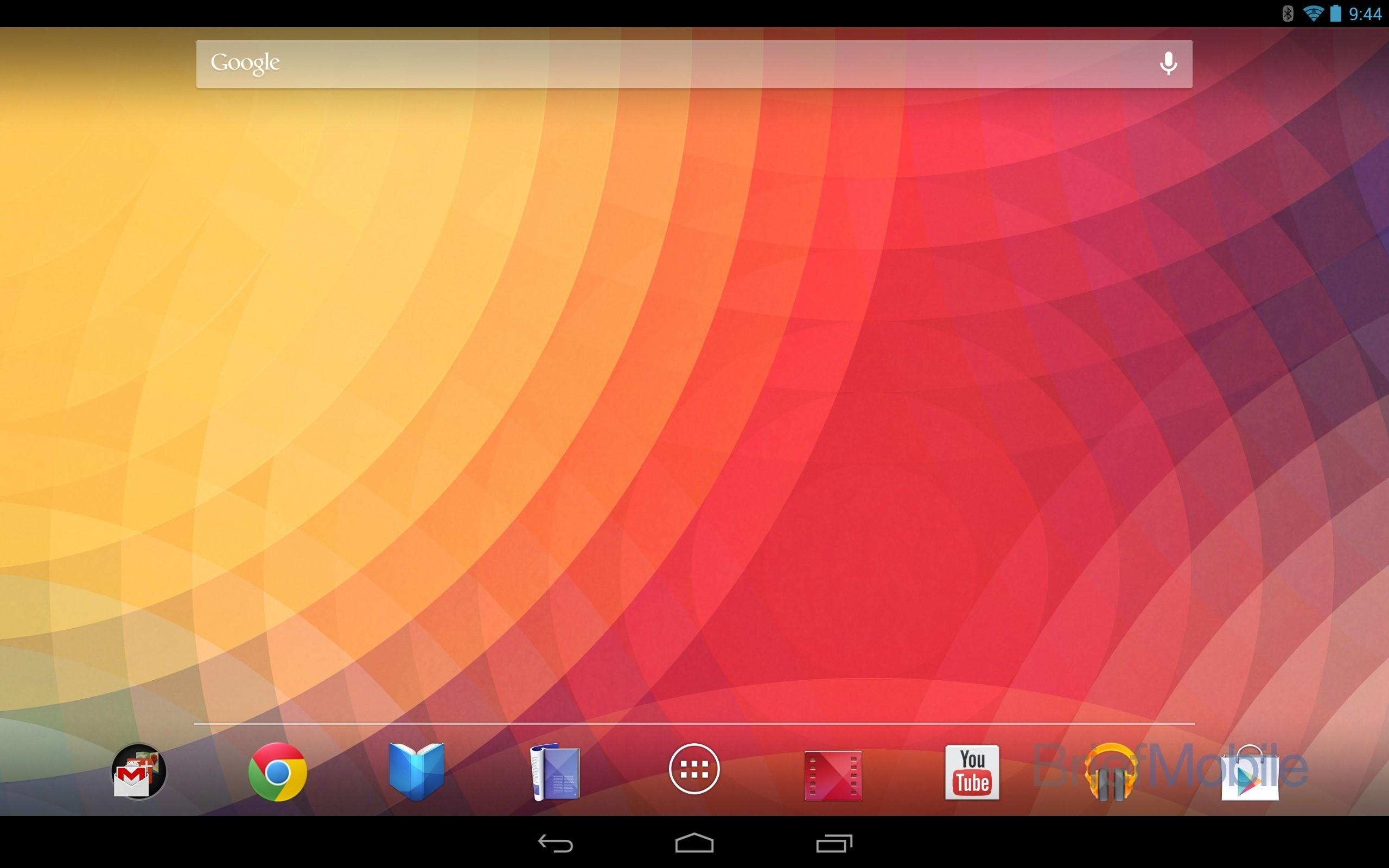Android Tablet UI: Classica o Ibrida? [SONDAGGIO]