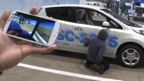 Problemi con il parcheggio? Lo smartphone arriva in vostro aiuto