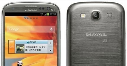 Samsung Galaxy S III Alpha con Jelly Bean solo per il Giappone