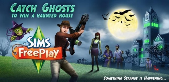 The Sims Freeplay si prepara alla festa di Halloween
