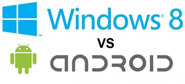 Windows 8 ha già registrato maggior traffico web rispetto ad Android