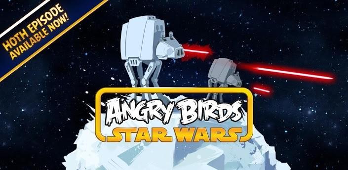 Angry Birds Star Wars si aggiorna con 20 nuovi livelli su Hoth