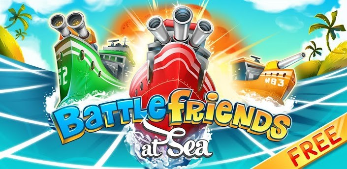 BattleFriends at Sea: battaglia navale online su Android