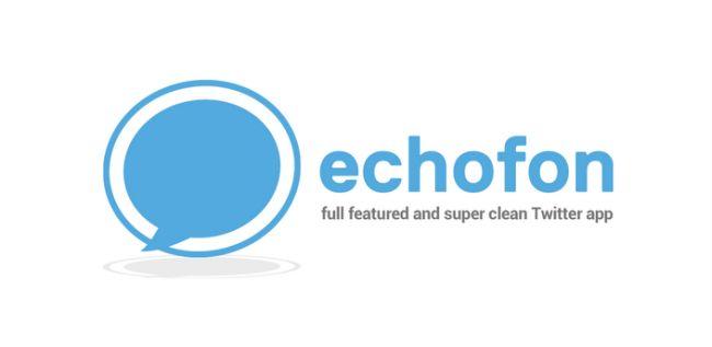 Echofon: l'ottimo client Twitter sbarca sul Play Store