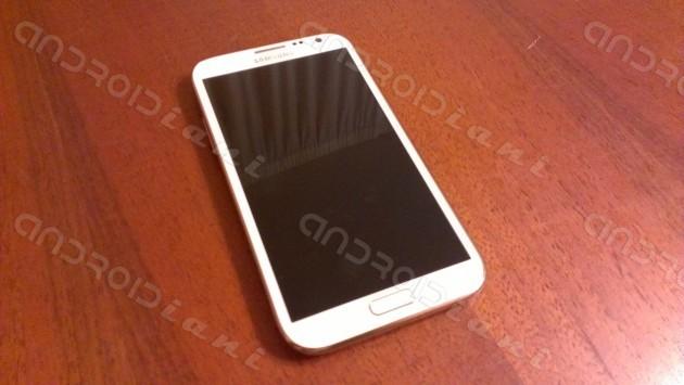 Samsung Galaxy Note II - la recensione di Androidiani.com