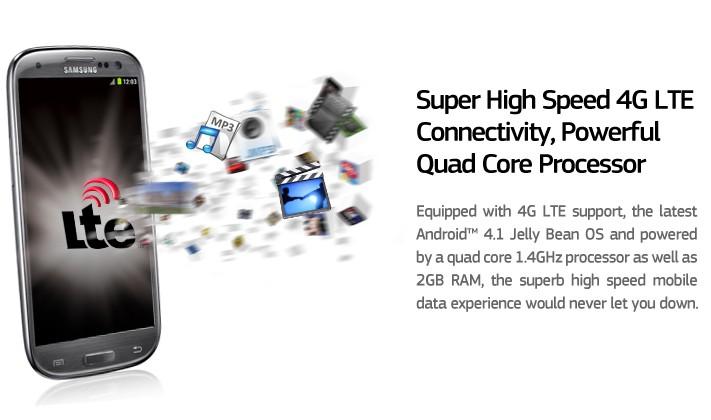Samsung Galaxy S3: GT-I9305 versione LTE forse a dicembre in Italia
