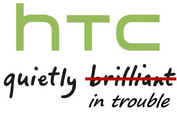 HTC: ricavi in calo anche nel mese di Ottobre