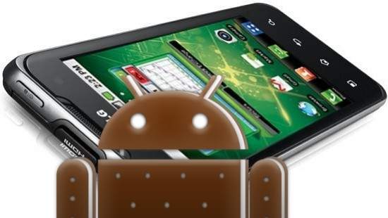 LG Optimus Dual: da fine Novembre disponibile l'aggiornamento ad Ice Cream Sandwich