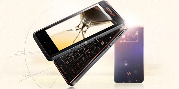Samsung SCH-W2013: flip-phone Android con SoC quad-core