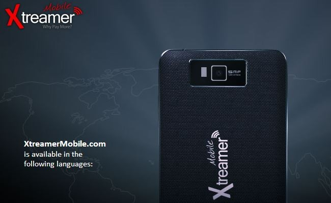 Xtreamer Aiki: smartphone dual-SIM, rooted e con recovery ClockWork a 199€