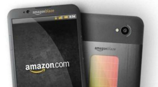 Amazon al lavoro ad uno smartphone con display 3D