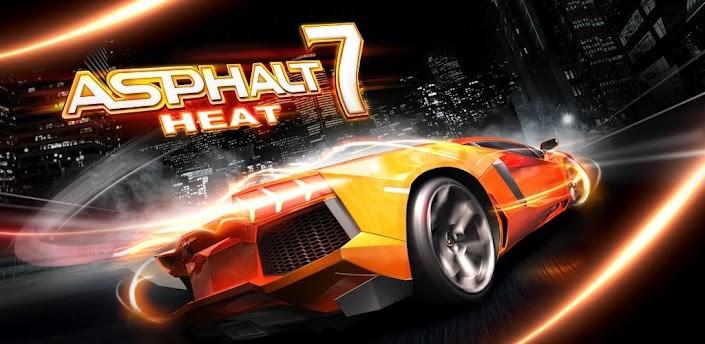 Asphalt 7: Heat si aggiorna e risolve alcuni problemi