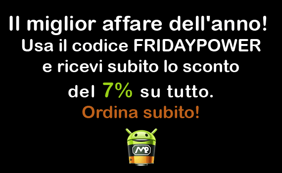 Mugen Power Batteries porta in Italia il Black Friday