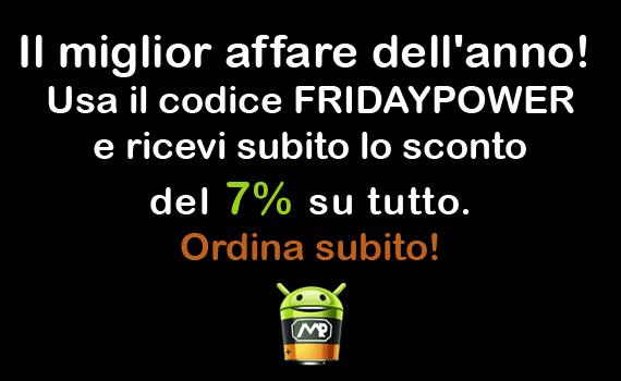 Mugen Power Batteries porta in Italia il Black Friday