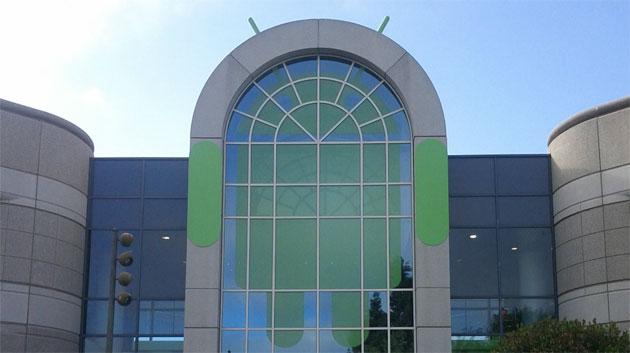 La casa di Android a 360° con PhotoSphere
